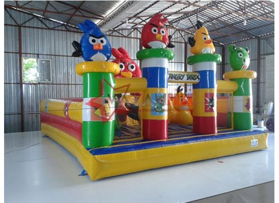 Şişme Oyun Parkı Angry Bırds