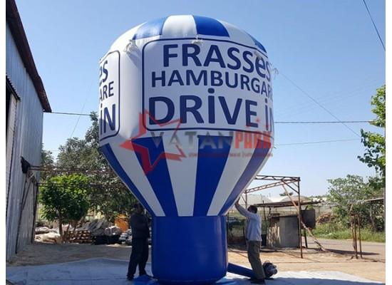 Şişme Reklam Balonu Frasses